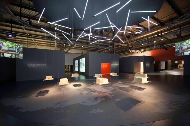 Вид общей части экспозиции © Davide Pizzigoni