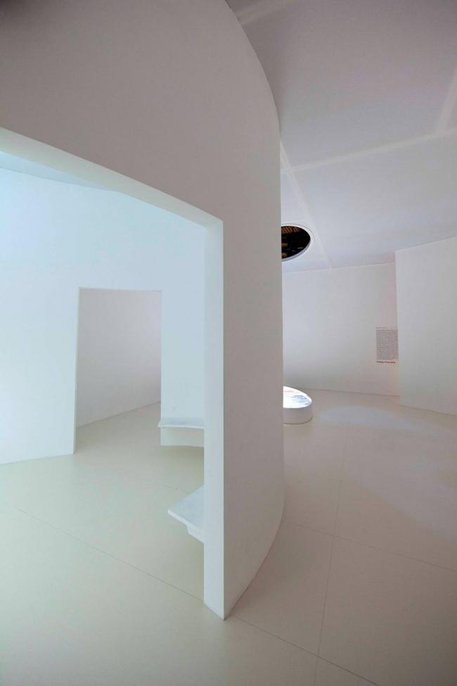 Вид павильона Шигеру Бана © Davide Pizzigoni