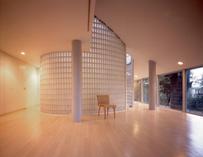 Дом Шигеру Бана © Hiroyuki Hirai