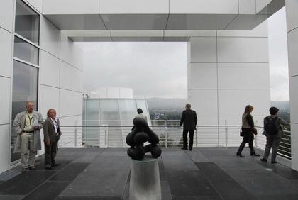 Музей Ханса Арпа. Терраса