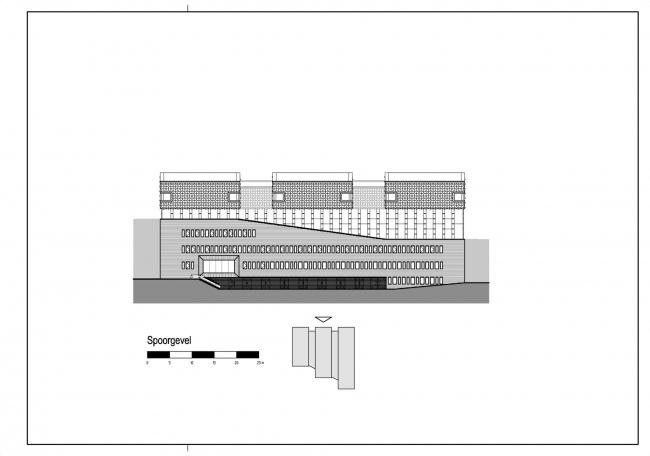 Культурный центр Eemhuis © Neutelings Riedijk Architecten