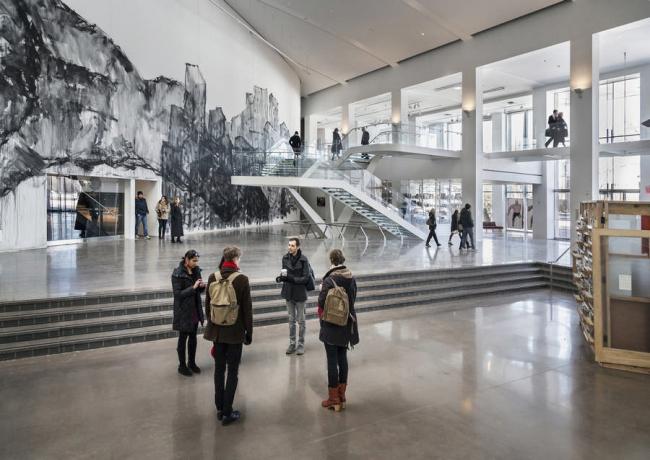 Музей Куинса © David Sundberg/Esto