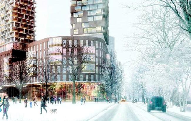 Архитектурно-градостроительная концепция территории завода «Серп и молот». © Ateliers Lion associés