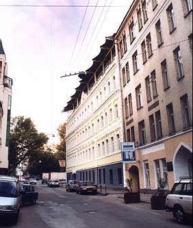 Реконструкция здания на Трубной улице © Алексей Бавыкин и партнёры