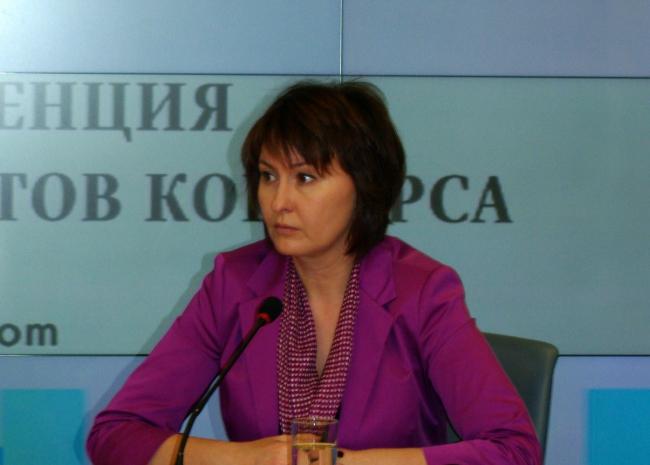 Алена Дерябина. Фотография А.Павликовой