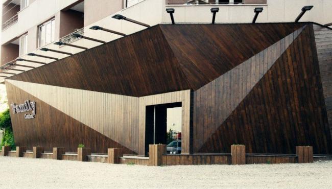 Семейный центр в Северном Иране. Бюро Ali Alavi Design