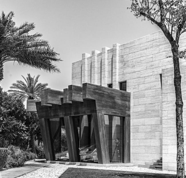 Частные виллы в Дохе, Катар. Архитектурная мастерская MZ Architects