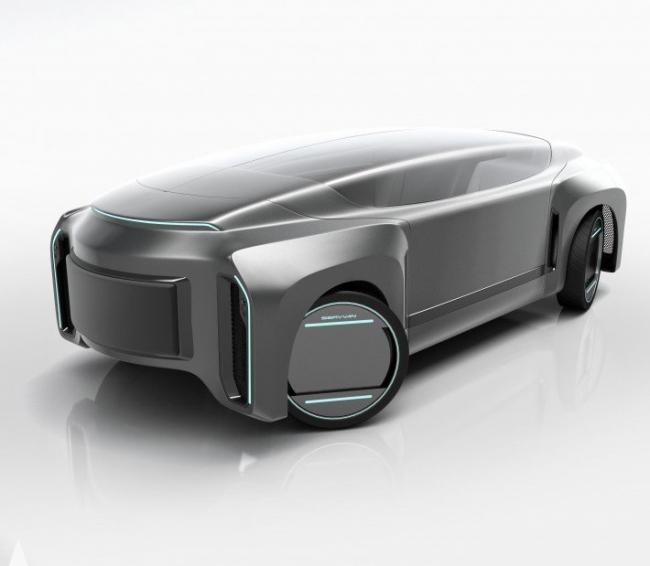 Автомобиль будущего. Дмитрий Погорелов