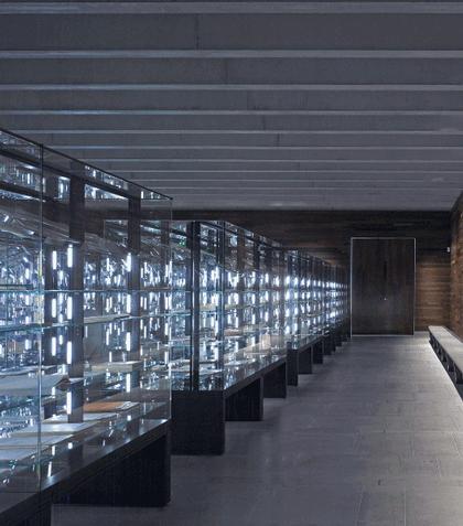 Литературный музей современности в Марбахе © Christian Richters
