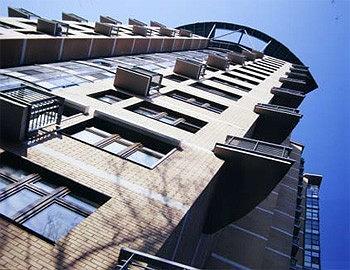 Residential complex, Fersmana street