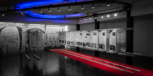 Выставка «Тичино. Архитектура и территория»