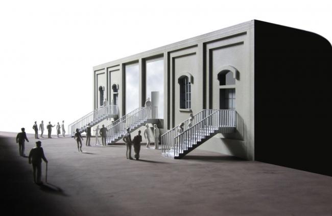 Комплекс Фонда Prada © OMA