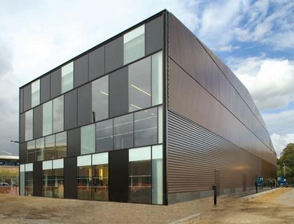 Центр искусств Берни Гранта