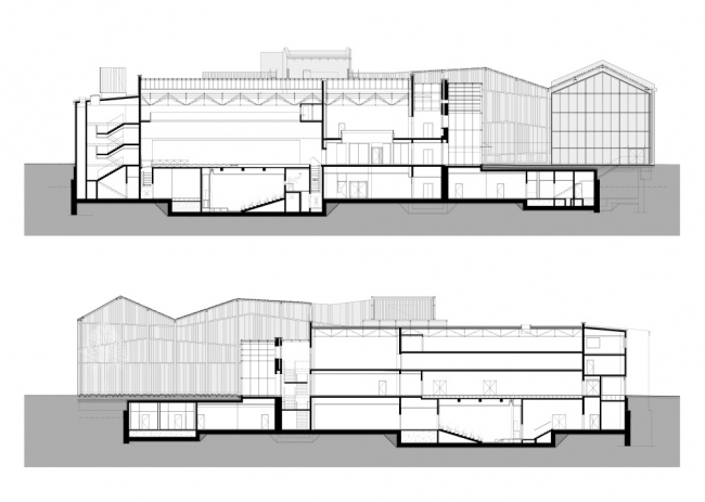 Культурный центр «Малопольский сад искусств» © Ingarden & Ewý Architekci