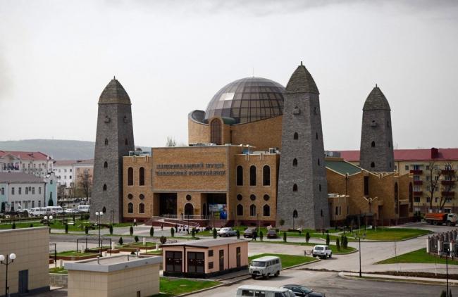 Национальный музей Чеченской республики. Фотография с сайта yuga.ru
