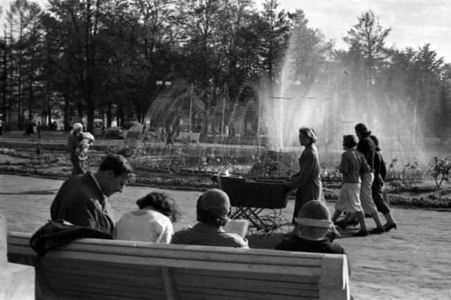 Парк «Сокольники» в советское время. Фото: www.conceptsokolniki.com