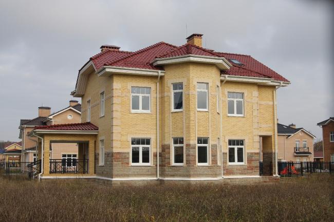 Коттеджный поселок «Михайловское». Фотография предоставлена компанией «Славдом»