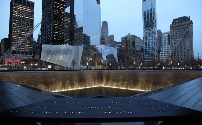 Павильон Национального мемориального музея 11 сентября © Amy Dreher
