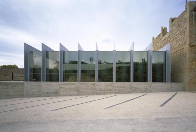 Винодельня Лопес де Эредиа Тондониа © Roland Halbe