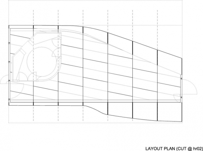Винодельня Лопес де Эредиа Тондониа © Zaha Hadid Architects