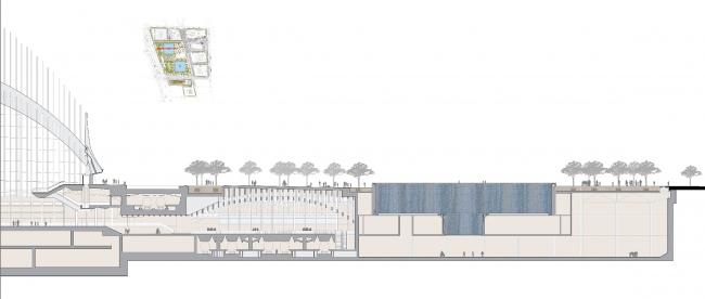 Национальный мемориал 11 сентября © Handel Architects