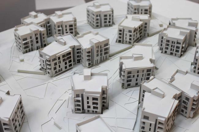 Лучшая экспозиция в разделе Архитектура. Диплом III степени. AMG-ПРОЕКТ. Фотография Юлии Тарабариной