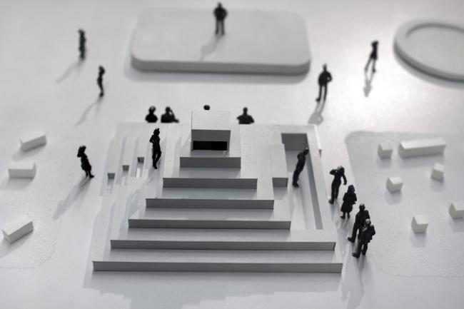 Лучшая экспозиция в разделе Архитектура.  Диплом I степени. АРХИТЕКТУРНОЕ БЮРО «НОВОЕ». Фотография Юлии Тарабариной