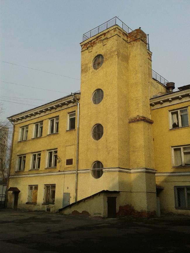 Школа №50 ЛОНО (Школа №600). Фотография: Илья Малков