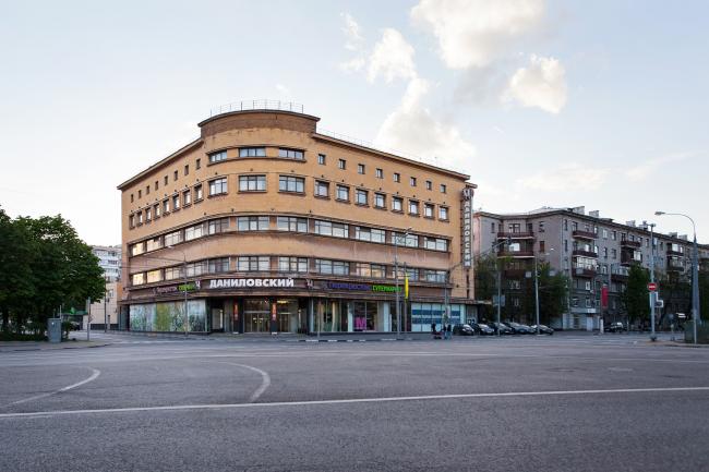 Универмаг Мосторга (Торговый дом Даниловский). Фотография: Наталия Меликова