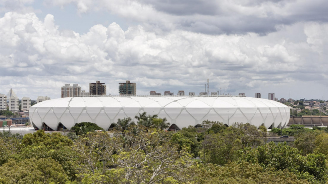 Стадион «Амазония» © Marcus Bredt