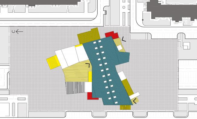 Работа бюро Мастерская-ТАФ. Иллюстрация предоставлена организаторами.