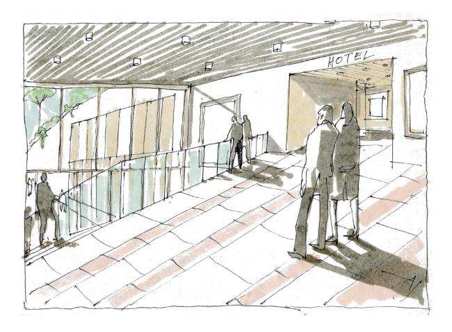 Работа бюро АБ-Студия. Иллюстрация предоставлена организаторами.