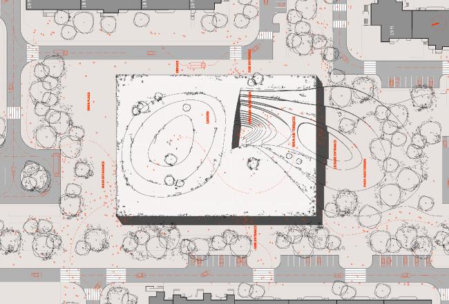 Работа бюро Enota+Archimetrics. Иллюстрация предоставлена организаторами.