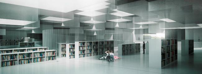 Работа бюро ALA Architects. Иллюстрация предоставлена организаторами.