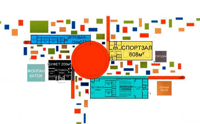 Работа Мастерской Тотана Кузембаева. Иллюстрация предоставлена организаторами.