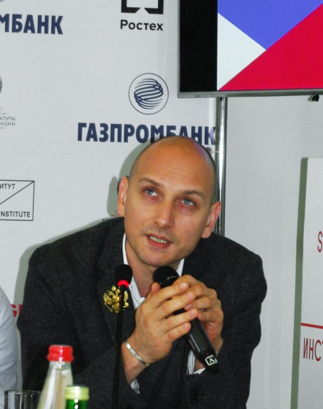 Филипп Григорян. Фотография Аллы Павликовой