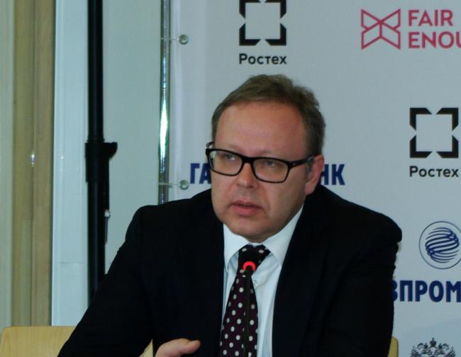 Семен Михайловский. Фотография Аллы Павликовой