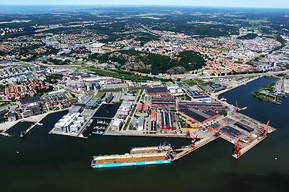 Порт Гётеборга. Фото с сайта safa.fi