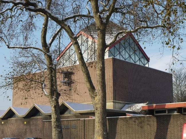 Церковь Боу Коммон. Фото: Duncan Ross