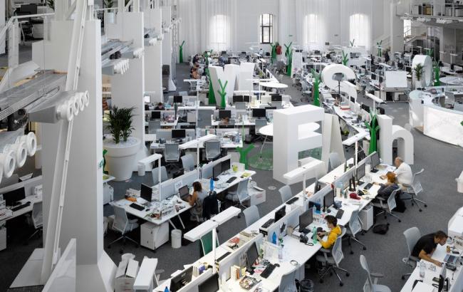 Офис ИД Economia © Filip Slapal