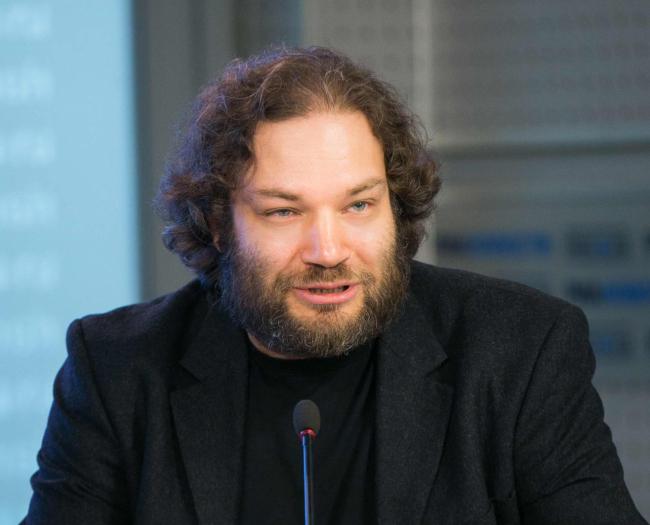 Куратор конкурса «Русский характер» архитектор Илья Мукосей. Фотография предоставлена организаторами