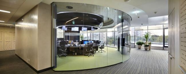 Приз за «Комфорт и эргономику» получил офис Kaspersky Lab  Архитектурного бюро ABD Architects. Фотография предоставлена организатором.