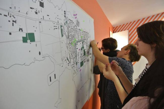 Воркшоп в магистратуре «Дизайн городских экосистем». Фото: Свят Мурунов (facebook.com)