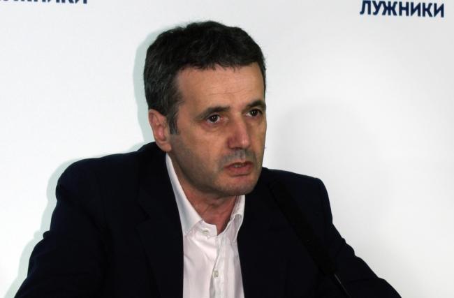 Владимир Плоткин. Фотография Аллы Павликовой