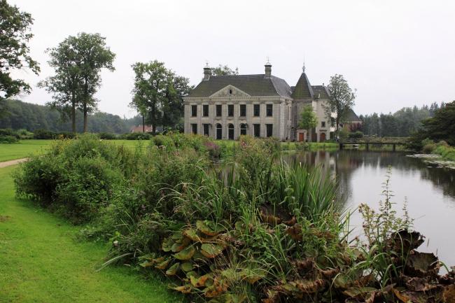 Усадьба Сингравен. Водный каркас парка. Источник: www.hoogeveenonline.nl