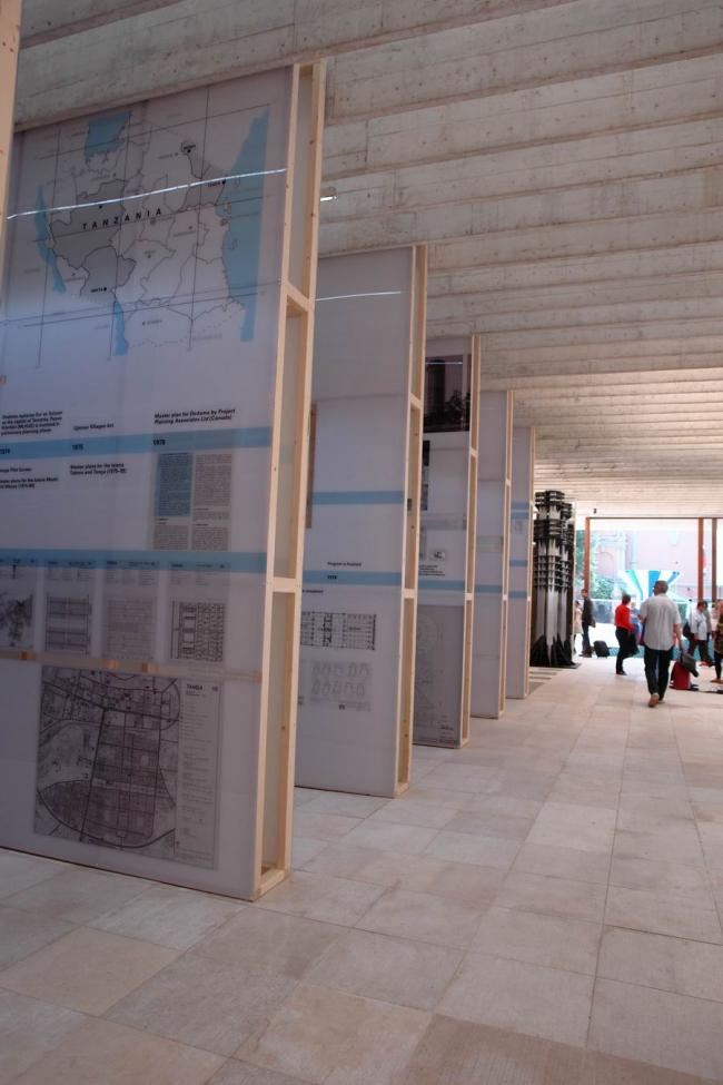 Павильон Скандинавии. Выставка «Формы свободы» © Нина Фролова