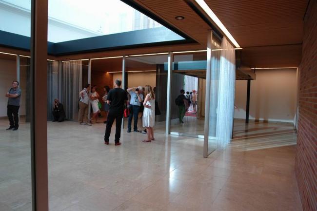 Павильон Германии. Выставка  Bungalow Germania. Фото © Нина Фролова