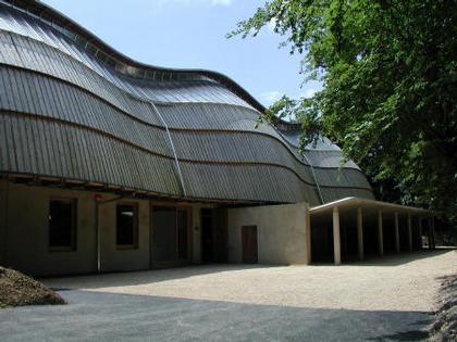 Эдвард Каллинан. Реставрационная мастерская музея Уилд & Даунлэнд (2002)