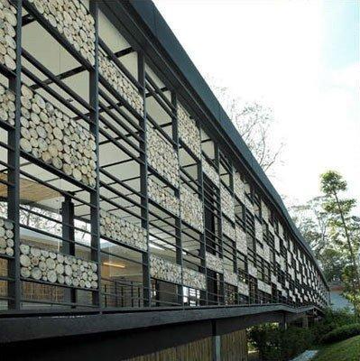 Премия за качество: Лим Хуат. посетительский центр природного парка Кэмерон Хайлэндс