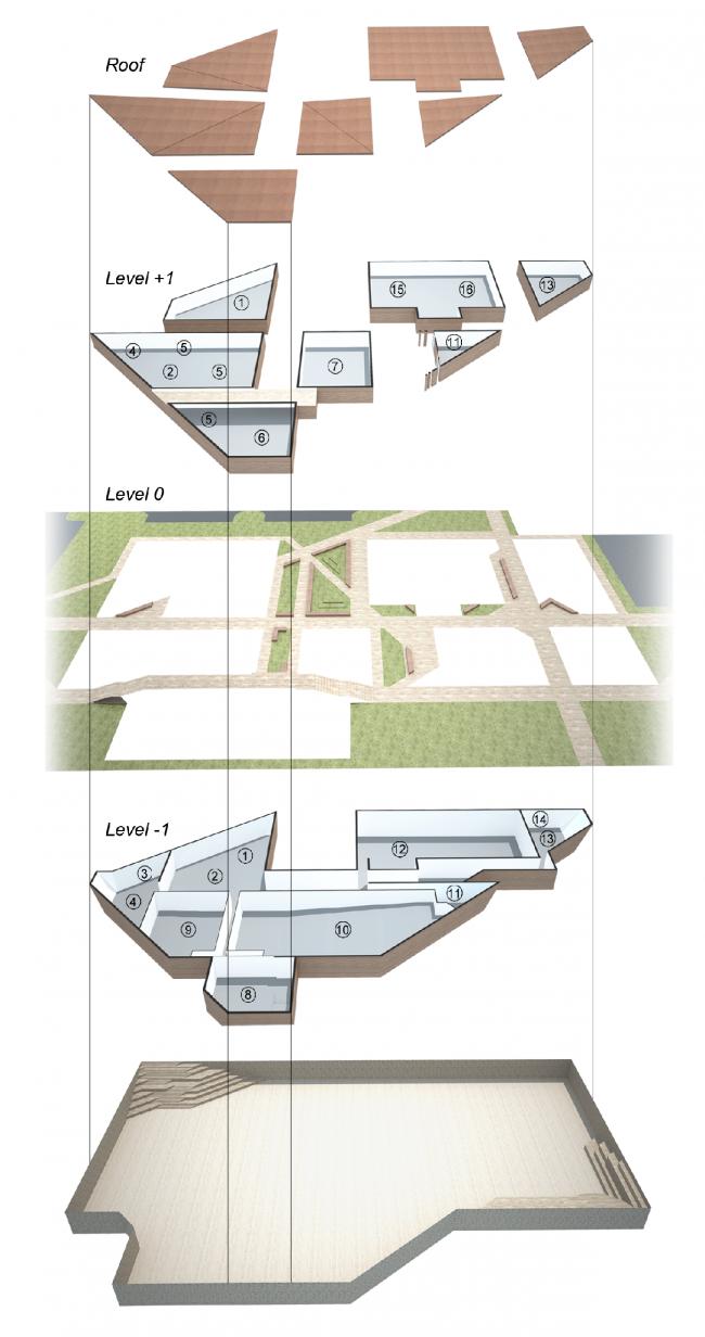 Проект Стефано Ломбарди. Иллюстрация предоставлена организаторами.